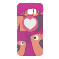 Mamma I Love You - Cover Samsung Galaxy S7 Edge 3D