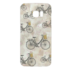 biciclette Cover Samsung Galaxy S7 Edge 3D