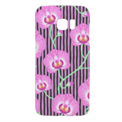 orchidee Cover Samsung Galaxy S7 Edge 3D