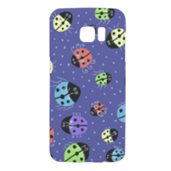 coccinelle Cover Samsung Galaxy S7 Edge 3D