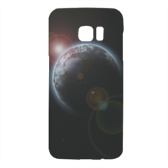Fake Planet Cover Samsung Galaxy S7 Edge 3D