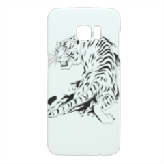 Tigre per cellulari Cover Samsung Galaxy S7 Edge 3D