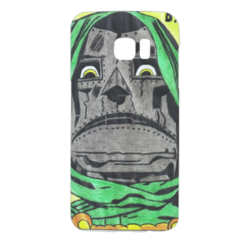 DOTTOR DESTINO Cover Samsung Galaxy S7 Edge 3D