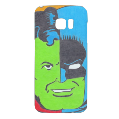 THE COMPOSITE SUPERMAN Cover Samsung Galaxy S7 Edge 3D