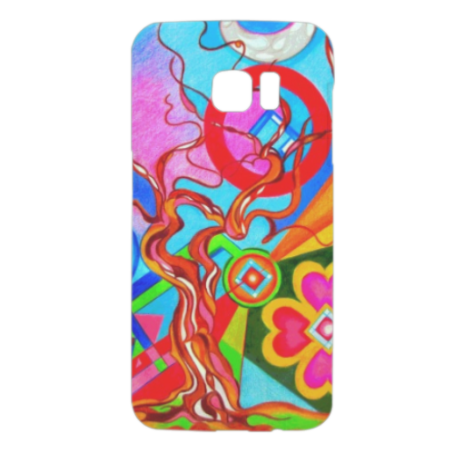 Tree of Life Cover Samsung Galaxy S7 Edge 3D