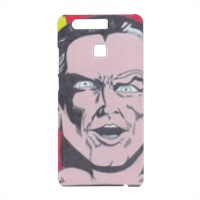 BLACK ADAM Cover Huawei P9 3D