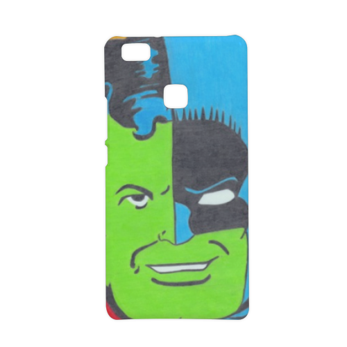 THE COMPOSITE SUPERMAN Cover Huawei P9 Lite 3D