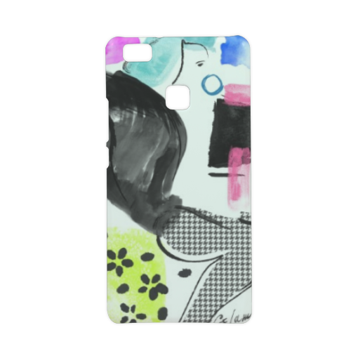 Glamour Cover Huawei P9 Lite 3D