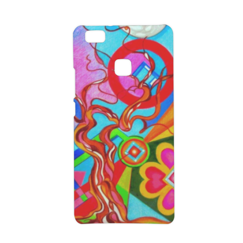 Tree of Life Cover Huawei P9 Lite 3D