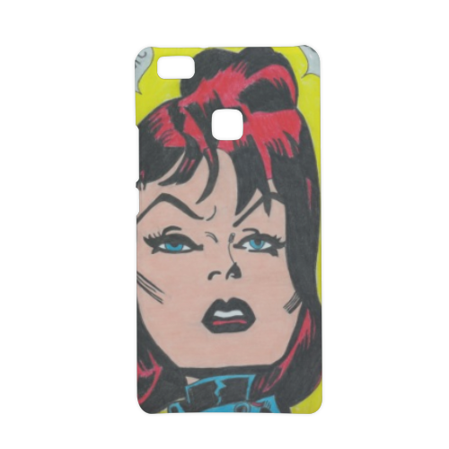 BLACK WIDOW Cover Huawei P9 Lite 3D