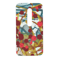 SPIRAL POINT Cover Motorola Moto X Style 3D