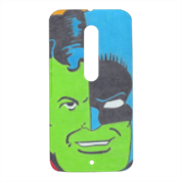 THE COMPOSITE SUPERMAN Cover Motorola Moto X Style 3D