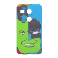 THE COMPOSITE SUPERMAN Cover LG Nexus 5x 3D