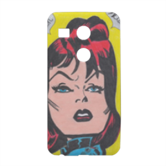 BLACK WIDOW Cover LG Nexus 5x 3D