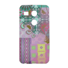 Astratto colorato Cover LG Nexus 5x 3D
