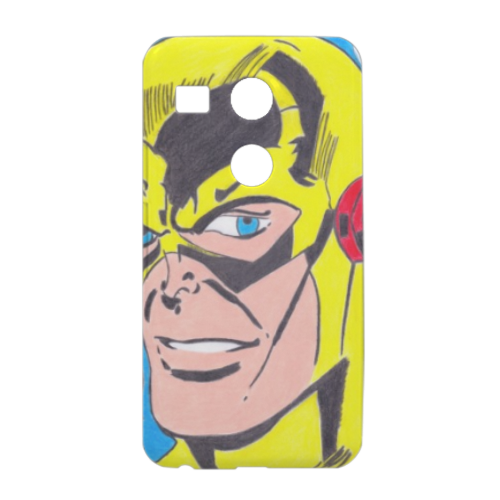PROFESSOR ZOOM Cover LG Nexus 5x 3D