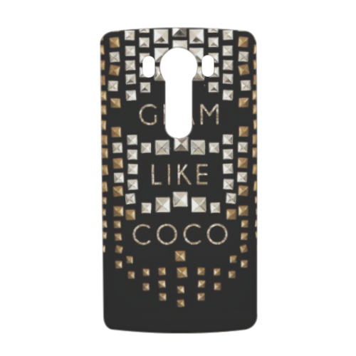 Glam Like Coco Cover LG V10 3D