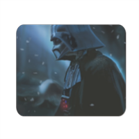 Darth Mousepad in masonite