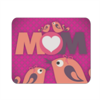 Mamma I Love You - Mousepad in masonite