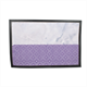 Purple marble_ Tappeto in gomma 60x40