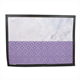 Purple marble_ Tappeto in gomma 80x60