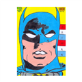 BATMAN 2014 Puzzle in Legno Small