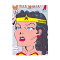 WONDER WOMAN 2015 Puzzle in Legno Small