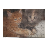 Best Friends Puzzle in Legno Small
