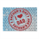 I love dad Puzzle in Legno Small