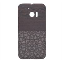 Wenge and Gothic Cover HTC M10 3D