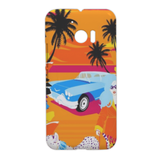 Rich Summer  Cover HTC M10 3D