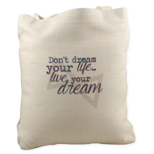 live your dream Shopper in Juta