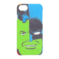 THE COMPOSITE SUPERMAN Cover iPhone 7 3D