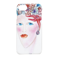 IL mare nei capelli Cover iPhone 7 3D