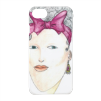 viso pasquale Cover iPhone 7 3D