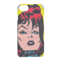 BLACK WIDOW Cover iPhone 7 3D