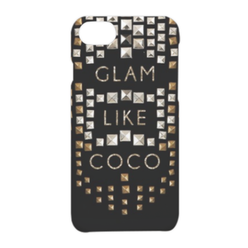 Glam Like Coco Cover iPhone 7 3D