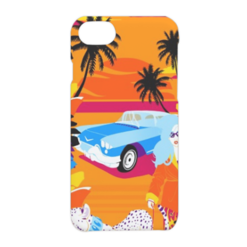 Rich Summer  Cover iPhone 7 3D
