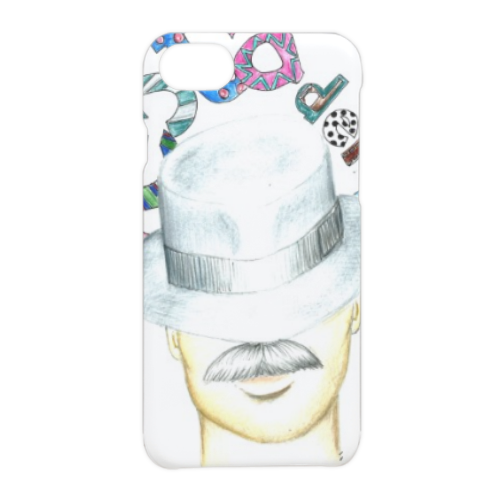 w TUTTI I PAPA' Cover iPhone 7 3D