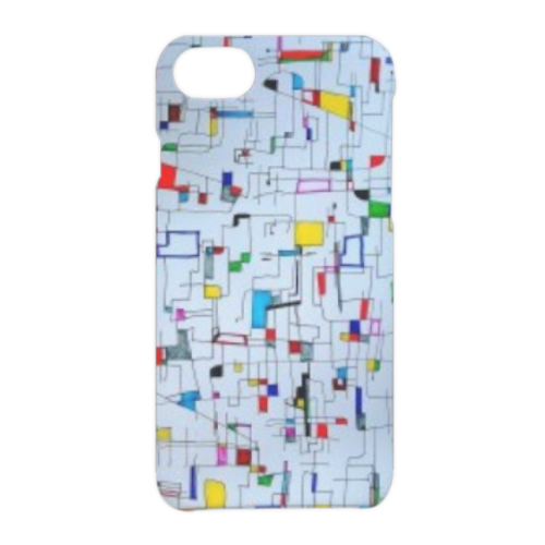 SAVOLDELLI ARTE e DESIGN Cover iPhone 7 3D