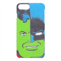 THE COMPOSITE SUPERMAN Cover iPhone 7 Plus 3D