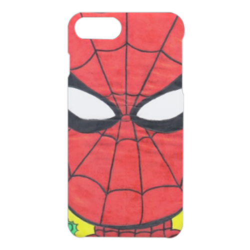 UOMO RAGNO Cover iPhone 7 Plus 3D