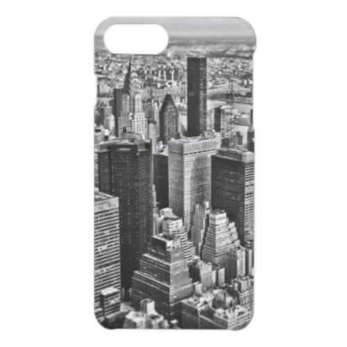 Mini_Manhattan Cover iPhone 7 Plus 3D
