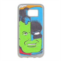 THE COMPOSITE SUPERMAN Cover in silicone Samsung S7