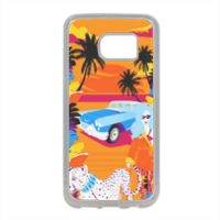 Rich Summer  Cover in silicone Samsung S7