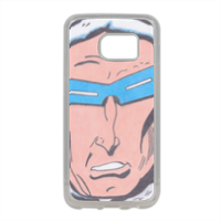 CAPITAN GELO Cover in silicone Samsung S7