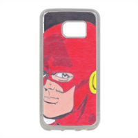 FLASH Cover in silicone Samsung S7