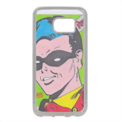 ROBIN 2019 Cover in silicone Samsung S7 Edge