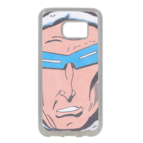CAPITAN GELO Cover in silicone Samsung S7 Edge