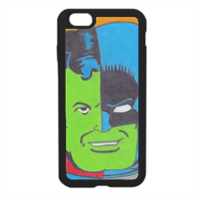 THE COMPOSITE SUPERMAN Cover in silicone iPhone 6